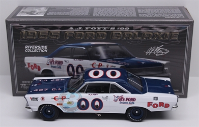 A.J. Foyt  #00 Vels Ford 1965 Ford Galaxie 1:24 University of Racing Nascar Diecast A.J. Foyt nascar diecast, diecast collectibles, nascar collectibles, nascar apparel, diecast cars, die-cast, racing collectibles, nascar die cast, lionel nascar, lionel diecast, action diecast, university of racing diecast, nhra diecast, nhra die cast, racing collectibles, historical diecast, nascar hat, nascar jacket, nascar shirt,historical racing die cast