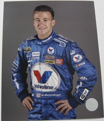 AJ Allmendinger #44 Valvoline 8 X 10 Photo #01 AJ Allmendinger #44 Valvoline 8 X 10 Photo