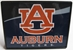 Auburn Tigers Trailer Hitch Cover - TH-C-AUB