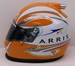 Carl Edwards 2016 Arris MINI Replica Helmet - C1968ARHELMINI