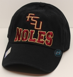 FLORIDA STATE UNIVERSITY Stance Style Hat/Cap FLORIDA STATE UNIVERSITY Stance Style Hat/Cap, Officially Licensed Hat, Officially licensed cap, officially licensed ncaa hat