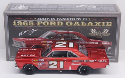 Marvin Panch #21 Augusta Motor Sales Inc. 1965 Ford Galaxie 1:24 University of Racing Nascar Diecast Marvin Panch nascar diecast, diecast collectibles, nascar collectibles, nascar apparel, diecast cars, die-cast, racing collectibles, nascar die cast, lionel nascar, lionel diecast, action diecast, university of racing diecast, nhra diecast, nhra die cast, racing collectibles, historical diecast, nascar hat, nascar jacket, nascar shirt,historical racing die cast