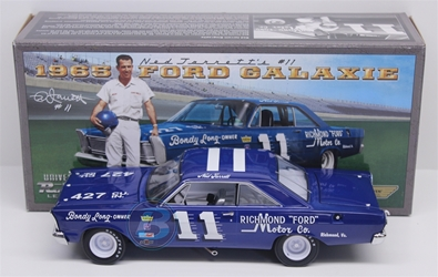 Ned Jarrett #11 Richmond Ford 1965 Ford Galaxie 1:24 University of Racing Nascar Diecast Ned Jarrett nascar diecast, diecast collectibles, nascar collectibles, nascar apparel, diecast cars, die-cast, racing collectibles, nascar die cast, lionel nascar, lionel diecast, action diecast, university of racing diecast, nhra diecast, nhra die cast, racing collectibles, historical diecast, nascar hat, nascar jacket, nascar shirt,historical racing die cast