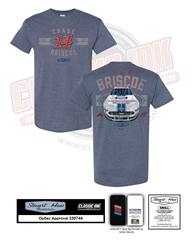 *Preorder* Chase Briscoe #14 Ford Performance 2-Spot Adult Tee Chase Briscoe, shirt, nascar, SHR