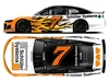 *Preorder* Corey LaJoie 2021 Schluter Systems 1:24 Color Chrome Nascar Diecast Corey LaJoie, Nascar Diecast,2021 Nascar Diecast,1:24 Scale Diecast, pre order diecast