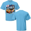 *Preorder* Erik Jones 2021 Tide 1-Spot Qualifying Tee Erik Jones, shirt, nascar