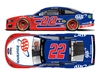*Preorder* Joey Logano 2021 AAA Insurance 1:24 Color Chrome Nascar Diecast Joey Logano Nascar Diecast,2021 Nascar Diecast,1:24 Scale Diecast, pre order diecast
