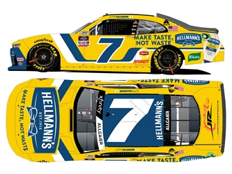 *Preorder* Justin Allgaier Autographed 2021 Hellmanns 100% Recycled 1:24 Nascar Diecast Justin Allgaier, Nascar Diecast,2021 Nascar Diecast,1:24 Scale Diecast,pre order diecast
