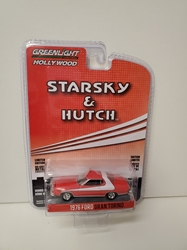 Starsky and Hutch (1975-79 TV Series) 1:64 1976 Ford Gran Torino Solid Pack Starsky and Hutch, TV Diecast, 1:64 Scale