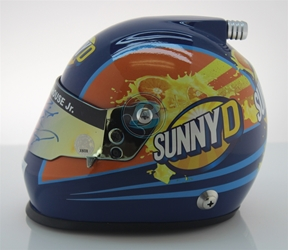 Ricky Stenhouse Jr Autographed 2017 SunnyD MINI Replica Helmet Ricky Stenhouse Jr nascar diecast, diecast collectibles, nascar collectibles, nascar apparel, diecast cars, die-cast, racing collectibles, nascar die cast, lionel nascar, lionel diecast, action diecast, university of racing diecast, nhra diecast, nhra die cast, racing collectibles, historical diecast, nascar hat, nascar jacket, nascar shirt