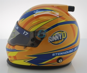 Ricky Stenhouse Jr Autographed 2018 SunnyD MINI Replica Helmet Ricky Stenhouse Jr nascar diecast, diecast collectibles, nascar collectibles, nascar apparel, diecast cars, die-cast, racing collectibles, nascar die cast, lionel nascar, lionel diecast, action diecast, university of racing diecast, nhra diecast, nhra die cast, racing collectibles, historical diecast, nascar hat, nascar jacket, nascar shirt