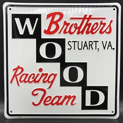 Wood Brothers Racing Square Sign Wood Brothers Racing nascar diecast, diecast collectibles, nascar collectibles, nascar apparel, diecast cars, die-cast, racing collectibles, nascar die cast, lionel nascar, lionel diecast, action diecast, university of racing diecast, nhra diecast, nhra die cast, racing collectibles, historical diecast, nascar hat, nascar jacket, nascar shirt,historical racing die cast, university racing signs